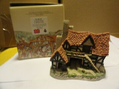 "(W-30) David Winter Cottages ""great Britain John Hines--The Bothy""  1983"