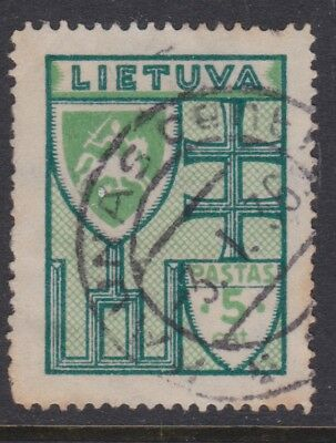 Lithuania early stamp