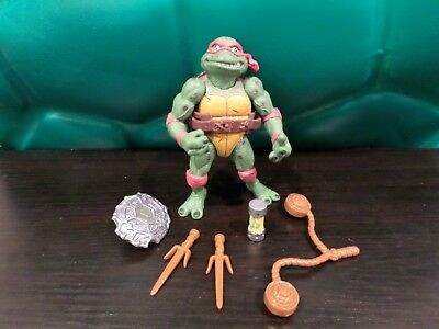 Tmnt Movie Star Raphael 100% Complete Teenage Mutant Ninja Turtles