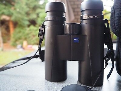 Zeiss Fernglas 10x42 Conquest HD