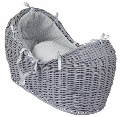 Brand new in pack Clair de lune grey noah pod in grey dimple