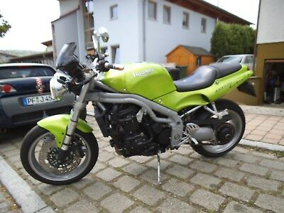 Triumph Speed Triple BJ 1999