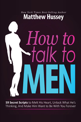 [PDF] How to Talk to Men - Matthew Hussey (Digital Book)