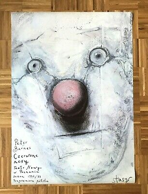 Plakat Poster Plakatkunst ArtPoster, Stasys RED NOSES Limited Edition -92