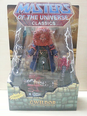 Masters of the Universe Classics Gwildor Ovp Moc