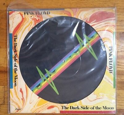 Pink Floyd Dark Side of the Moon Limited Picture Edition Seax-11902