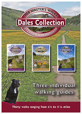 Her Master's Walks: Dales Collection by Stephen I. Robinson (2016)