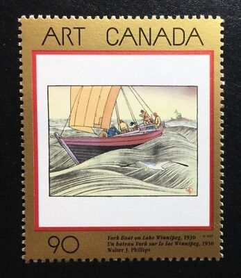 "Canada #1635 MNH, Masterpieces of Canadian Art ""10"" Stamp 1997"