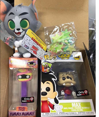 Funko Pop #482 Disney Max Gamestop Exclusive Black Friday (Pop Only)