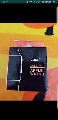 Apple Watch 3 case, Julk iwatch Screen Protector TPU All-Around Protective case