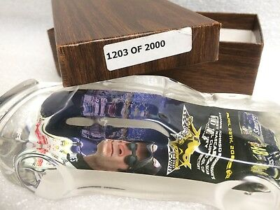 RARE Jimmie Johnson #48 Lowe's ROOKIE Acrylic 1:32 NASCAR First WIN 2002
