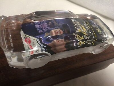 RARE Jimmie Johnson #48 Lowe's ROOKIE Acrylic Clear 1:32 NASCAR First WIN 2002