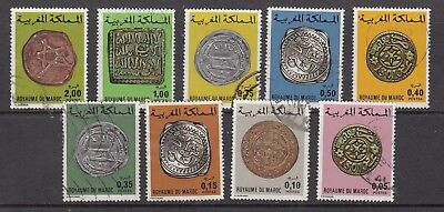 MOROCCO STAMPS USED .Rfno.A656.