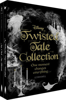 Disney A Twisted Tale Treasury: One Moment Changes Everything... by Liz