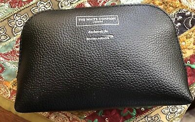 BRITISH AIRWAYS The White Company BUSINESS CLASS Amenity Kit Sealed NEW