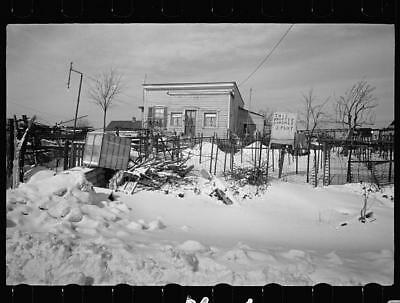 Photo:This Property For Sale 2 Plot,signs,winter,snow,buildings,1935
