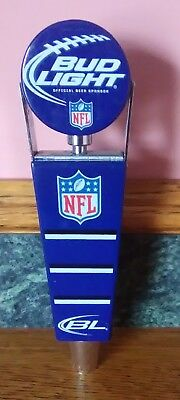 Bud Light NFL Beer Tapper Handle