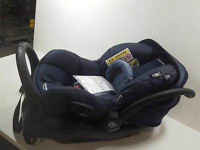 Maxi Cosi Mico Max 30 Infant Car Seat Nomad Blue IC302EMQ Mfg 06