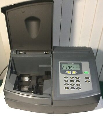 FISHER/THERMO Spectronic Genesys 8 Spectrophotometer ~ Clean