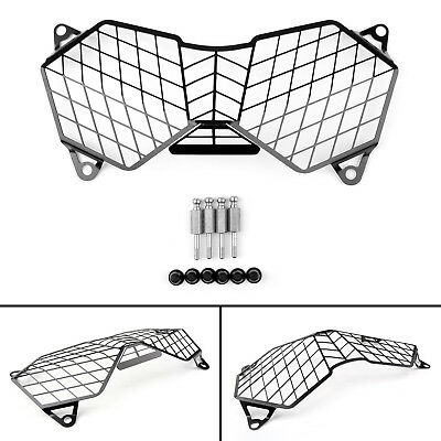 Front Headlight Guard Protector Grill For Triumph Tiger 800 XC/XCX Explorer 1200