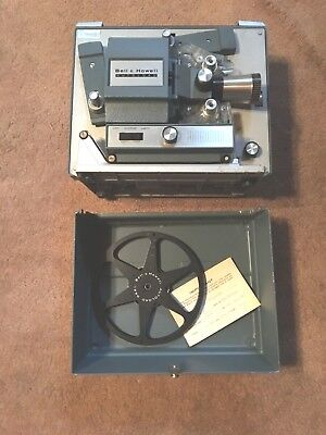 Bell & Howell 8mm Autoload 456A Projector