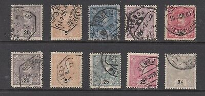 PORTUGAL STAMPS USED  .Rfno.A39.