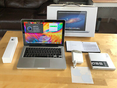 Apple MacBook Pro | Intel i5 2,3Ghz | 480GB SSD | 16GB DDR3 RAM | Mojave | TOP