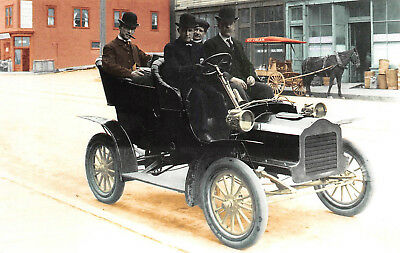 Postcard 1906 Cadillac Touring Car Vintage Unused A12