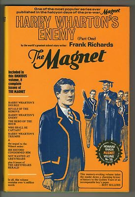 The Magnet Annual - Harry Wharton's Enemy -  1973 - No 16 - AS NEW!!