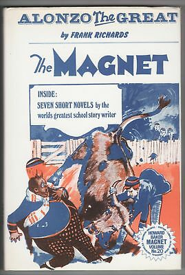 The Magnet Annual - Alonzo the Great - 1973 - No 20 - AS NEW!!