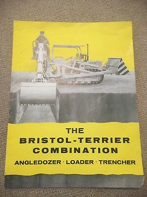 Bristol Terrier Combination Crawler Brochure