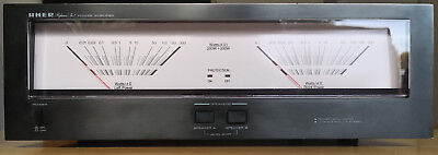 Uher Reference No.1 HiFi Stereo Endstufe 400W