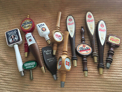 VINTAGE Beer Tap handles Lot