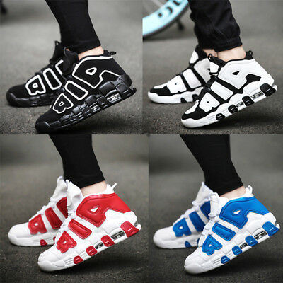 Mens Running Trainers Up-Air Basketball Outdoor More Performance Tempo Sneakers