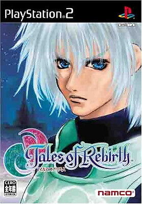 PS2 Tales of Rebirth [NTSC-J] Japan Import Japanese Video Game Sony PlayStation