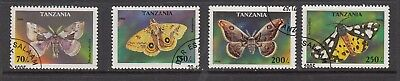 TANZANIA  BUTTERFLY STAMPS .Rfno.C54.