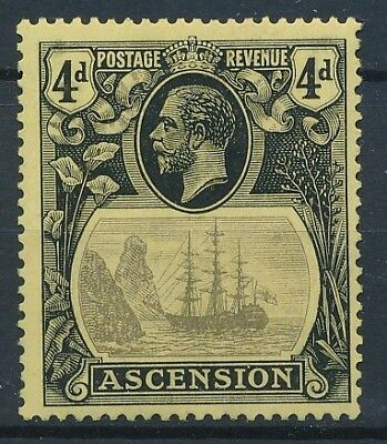 [30225] Ascension 1924 Good stamp Very Fine MH