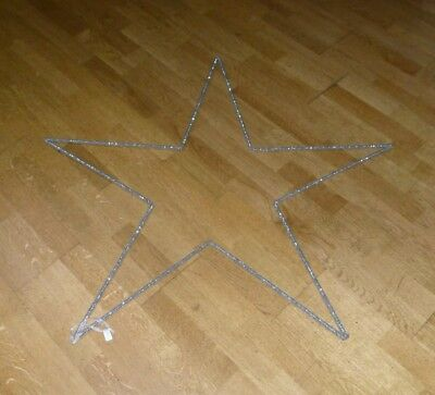 The White Company Beaded Star Ultimate Christmas Decoration