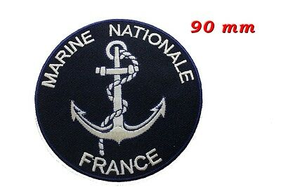 Patch Marine Nationale France