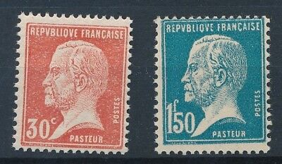 [39692] France 1923/26 Two good stamps Very Fine MNH