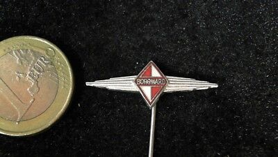 Borgward Anstecknadel Badge Borgward edel alt