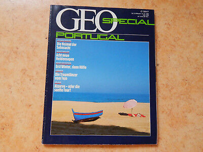 Geo Special Portugal 1989