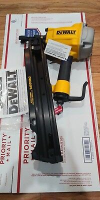 DEWALT DWF83PL Pneumatic 21-Degree Collated Framing Nailer - NEW ~!