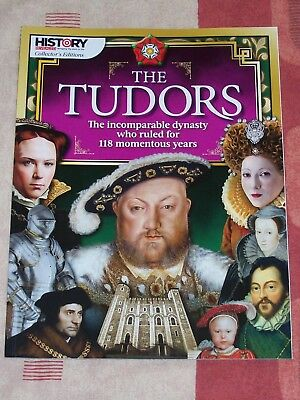 The Tudors  - History Revealed Magazine - Collector's Edition