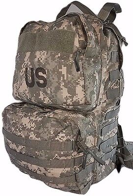 ACU MOLLE Rucksack With Frame Medium MOLLE ACU Backpack brand new in the bag!