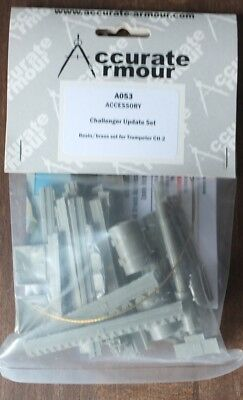 Accurate Armour A053: Challenger-2 Upgrade Set ~Trumpeter~