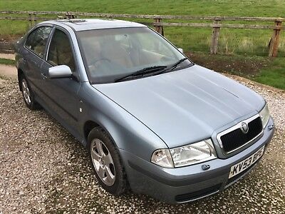 Skoda Octavia 4x4 Turbo Probably the best available. Full History 1 owner