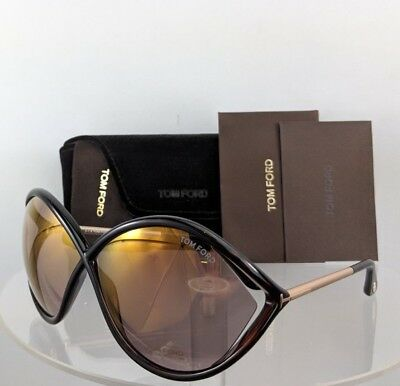 e35b56711e5ba Brand New Authentic Tom Ford Sunglasses FT TF 0528 TF528 52Z Liora Frame