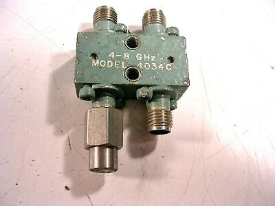 Narda  Model 4034C  90 Deg  Mini Hybrid Coupler