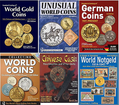 Specialized Coins catalogs + Notgeld / Emergency Money in PDF